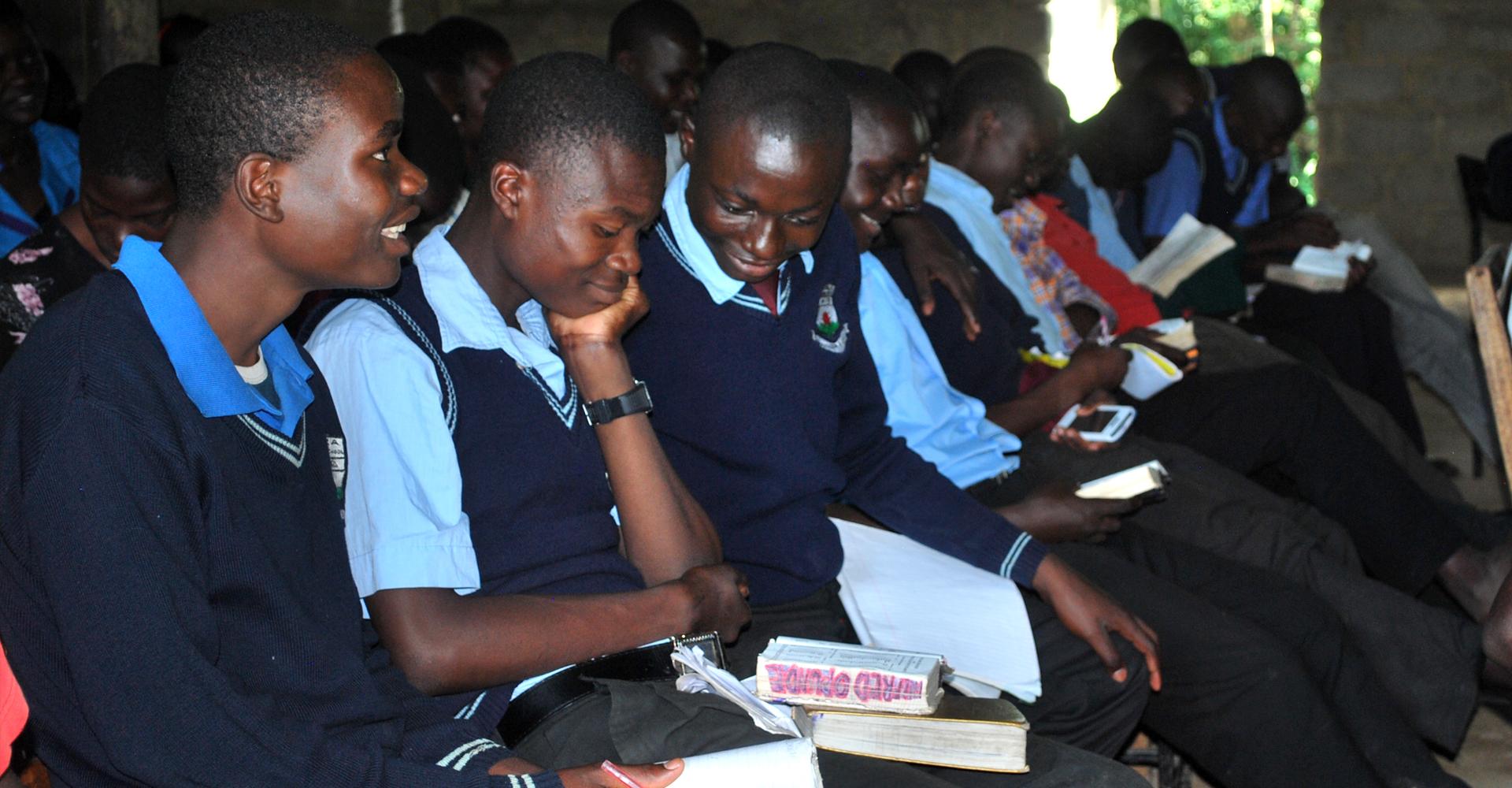 ANUALLY IN KENYA